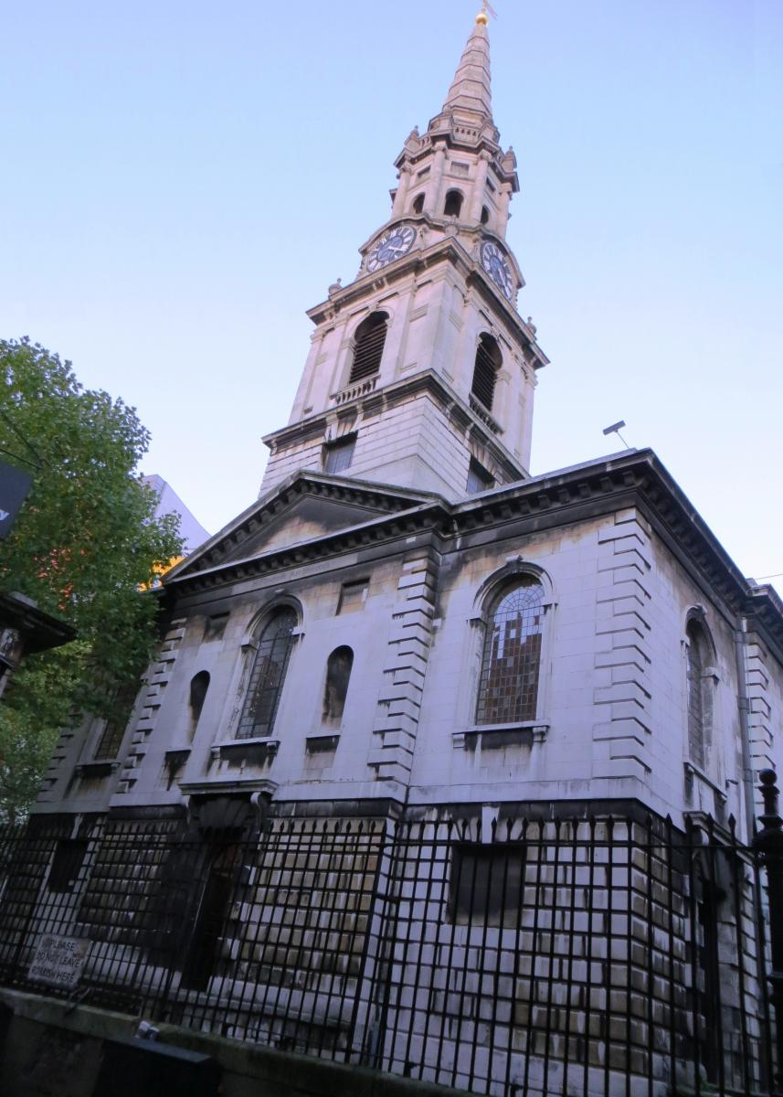 St Giles-in-the-Fields