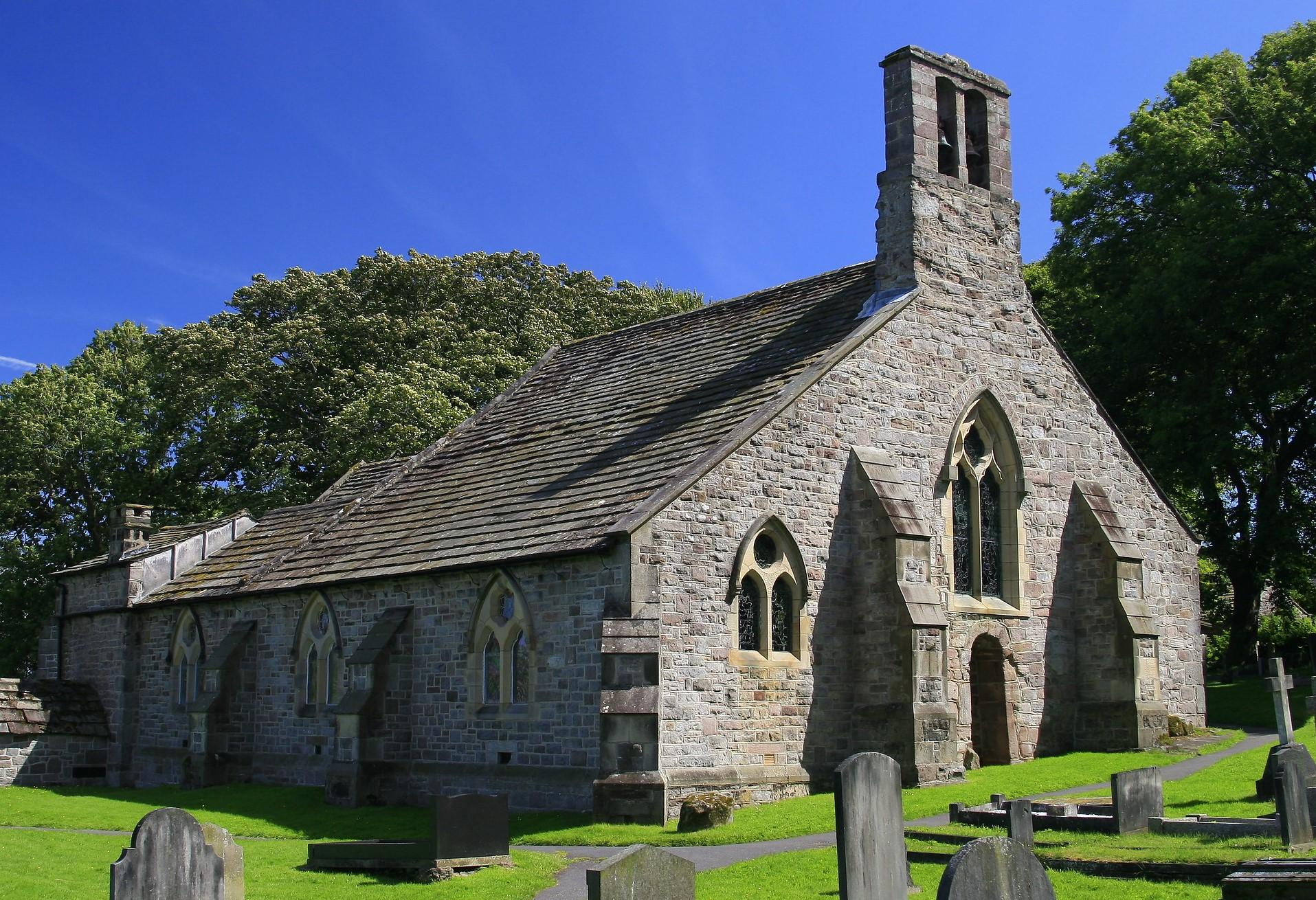 St Peter church Heysham