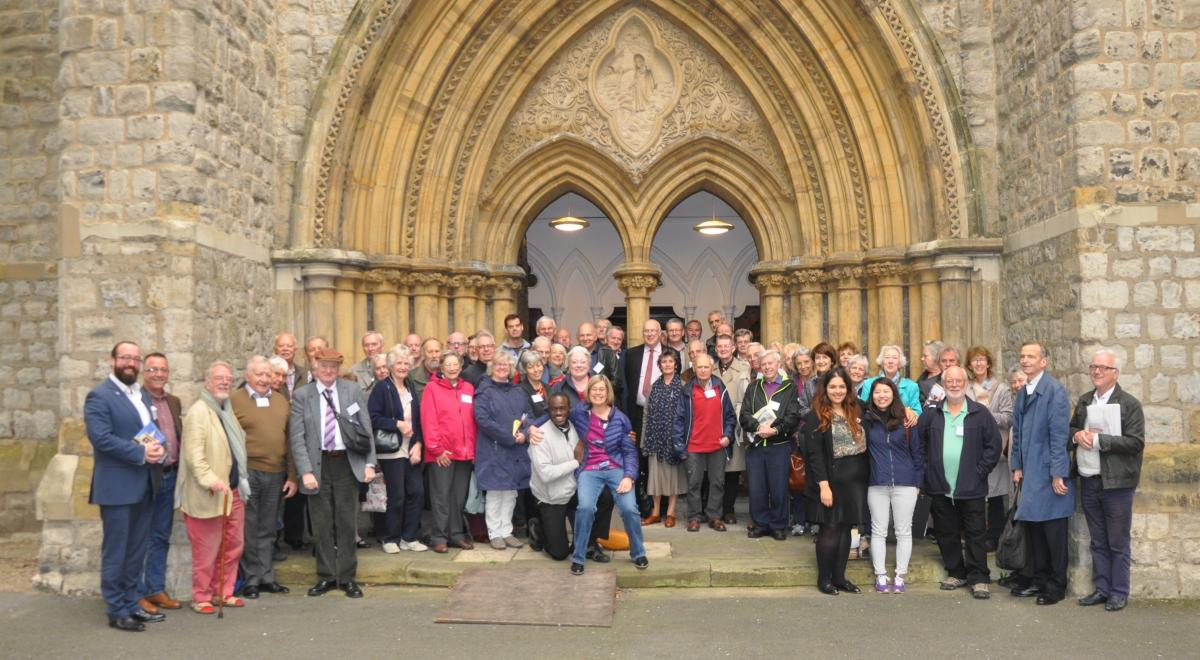 Friends of the National Churches Trust
