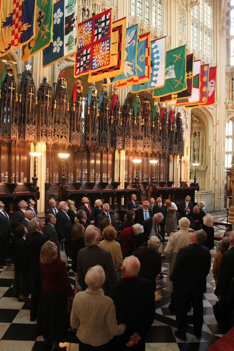 Westminster Abbey Friends Event