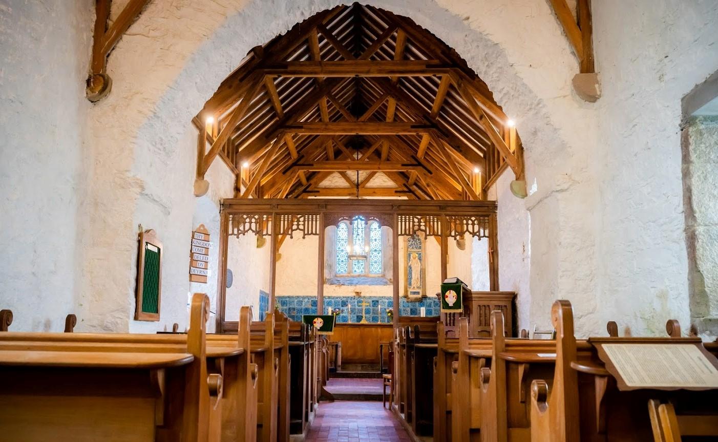 St Patrick Church, Llanbadrig