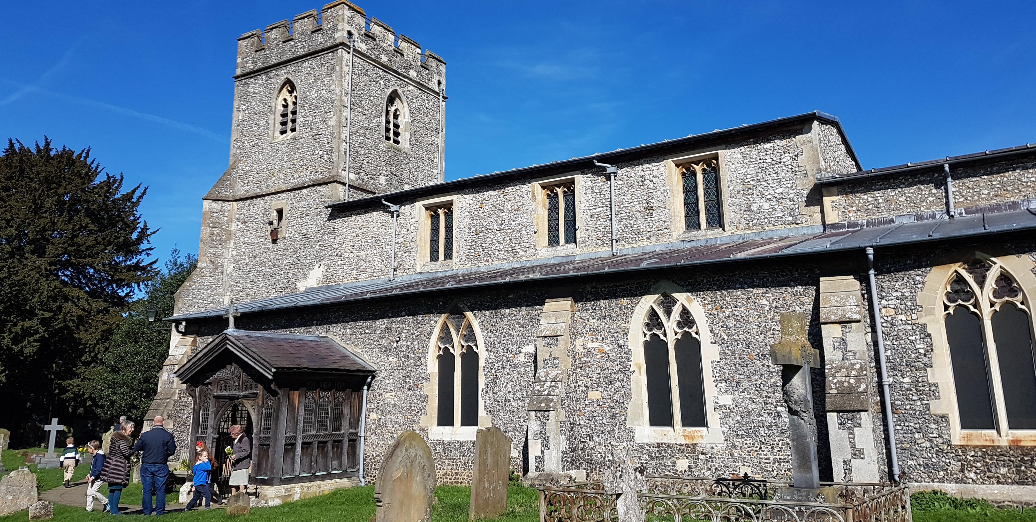 Chalfont St Giles Church