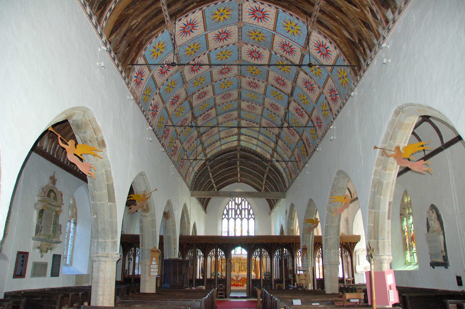St Nectan Church, Hartland
