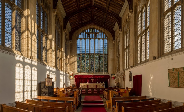 Holy Trinity church, Tattershall East Window