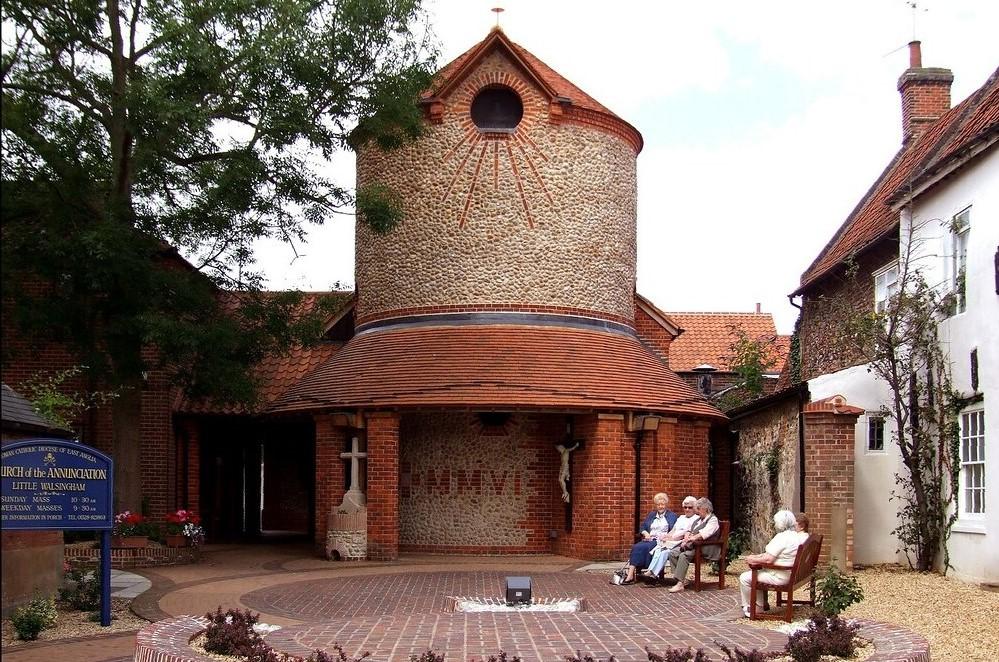 LITTLE WALSINGHAM Church of the Annunciation