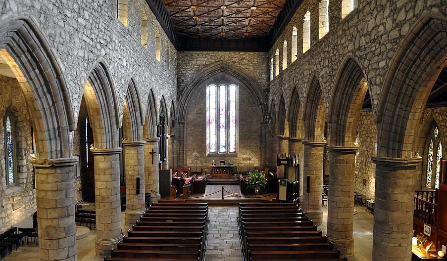St Machar Cathedral, Aberdeen