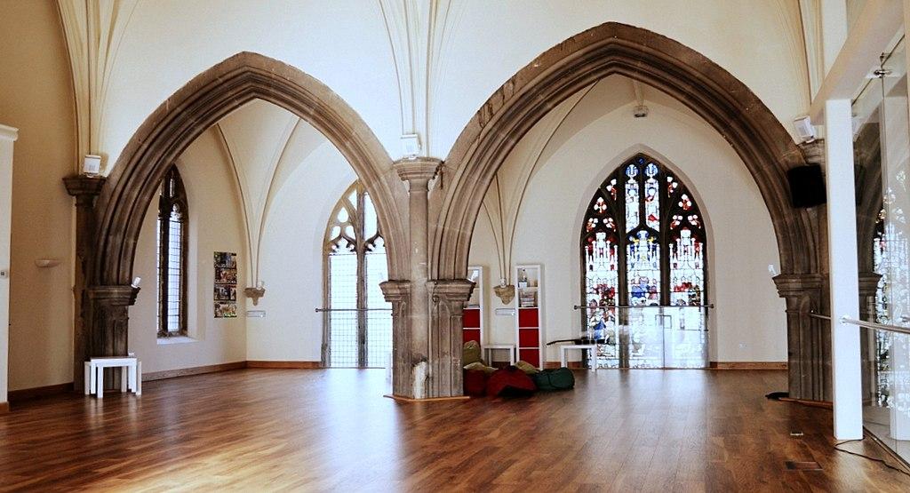 St Mark church, Woodhouse, Leeds