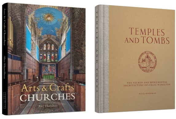 Arts and craft churches book