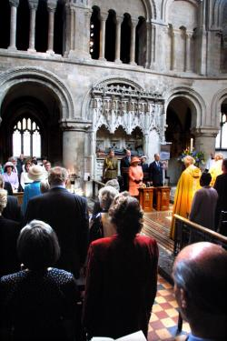 HCPT 50th Anniversary 2003 (Service in St Bartholomew)