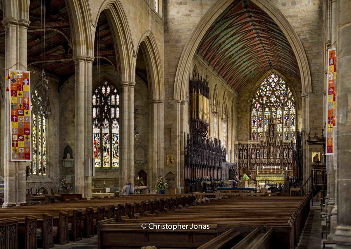 St Botolph Boston Lincolnshire National Churches Trust