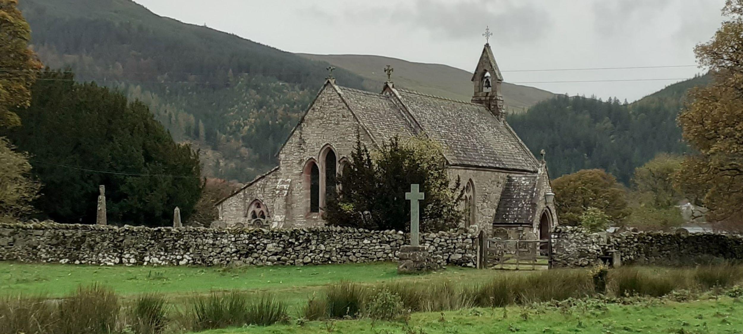 St Bega church, Bassenthwaite