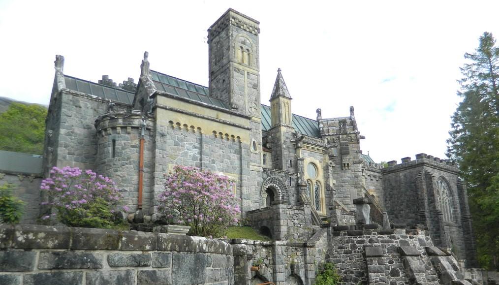 St Conan kirk, Loch Awe